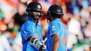 Irfan Pathan: Secret of Rohit Sharma and Shikhar Dhawan's success is to play according to each other's strong side
