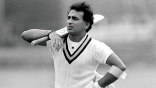 On this day in 1975 sunil gavaskar played just 36 run after playing 174 balls 4051155