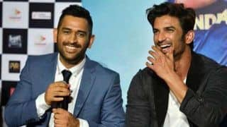 MS Dhoni Fan Pays Heartwarming Tribute to Bollywood Actor Sushant Singh Rajput, Video Goes Viral | WATCH