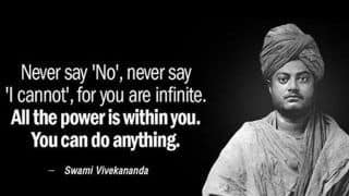 10 Inspirational Quotes by Swami Vivekananda For a Life of Freedom And Tranquility