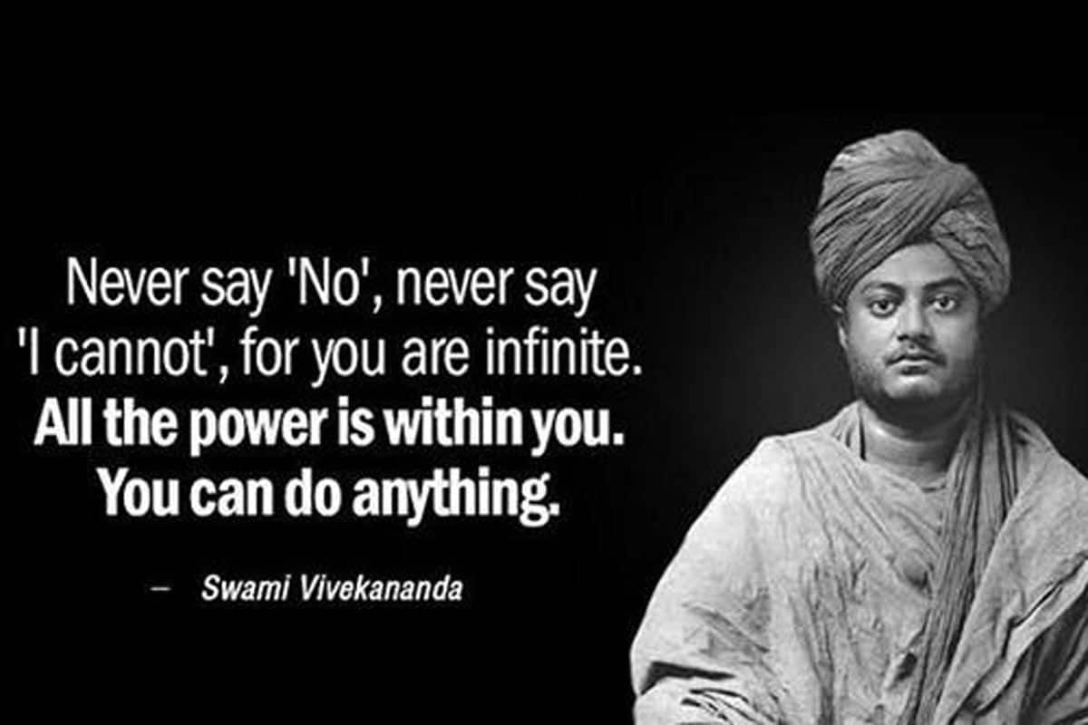 5 Inspirational Quotes by Swami Vivekananda For a Life of Freedom