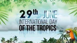 International Day of the Tropics 2020: Why The Tropical Regions Are Important