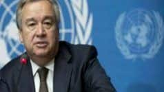 United Nations: लगातार दूसरी बार संयुक्त राष्ट्र महासचिव चुने गए एंतोनियो गुतारेस