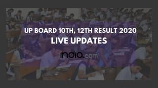 UP Board 10th, 12th Result 2020 Declared: Ria Jain Tops High School With 96.67%; Anurag Malik Tops Class 12 Exam With 97%