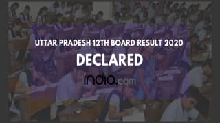 UP Board Class 12 Exams 2020 Results Announced, Anurag Malik Tops With 97% Marks