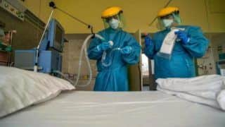 US Ships 100 More Ventilators, Medical Supplies to India to Help Fight COVID-19