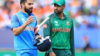 Bangladesh ODI Captain Tamim Iqbal Was 'Ashamed Of Himself' After Seeing Virat Kohli's Fitness Levels