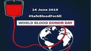 World Blood Donor Day 2020: Reasons Why You Should Donate Blood at Regular Intervals