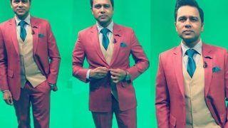 आकाश चोपड़ा ने पाक क्रिकेटर्स से क्यूं कहा-  मैं वो टी-शर्ट पहने हूं जिसपर लिखा है 'शर्म नॉट फाउंड'