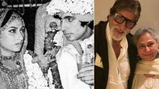 Amitabh Bachchan-Jaya Bachchan's Wedding Anniversary: A Look at Their Evergreen Love Story