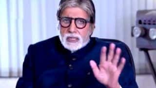 'Thok Do': Amitabh Bachchan's Open Letter to Anonymous Trolls Who Have Been Wishing For His Death