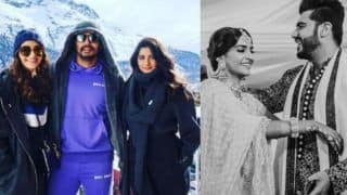 Arjun Kapoor Turns 35: Sonam Kapoor, Rhea Kapoor Wish Actor a Happy Birthday in Adorable Posts