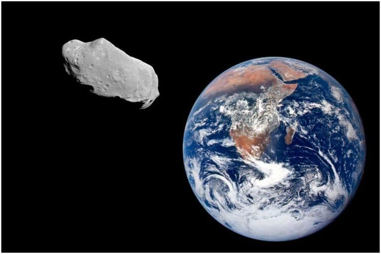 144-Foot Wide Asteroid 2020 KF to Zoom Past Earth Today, Is It Dangerous? Know Here