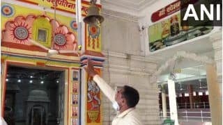 Watch | Muslim Man Develops a Contactless Sensor Bell For Pashupatinath Temple in Madhya Pradesh