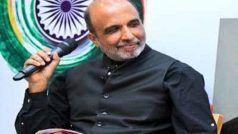 कांग्रेस से निलंबित किए गए संजय झा, पार्टी विरोधी गतिविधियों का आरोप