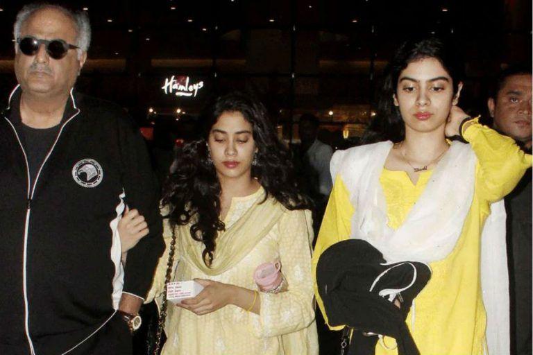 Boney Kapoor, Janhvi Kapoor, Khushi Kapoor And Staff Members Test Negative After 14 Days Home Quarantine