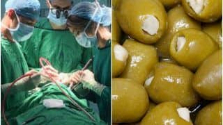 60-Year-Old Italian Woman Prepares 90 Stuffed Olives While Undergoing Surgery to Remove Brain Tumour