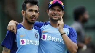 Kuldeep Explains Why He And Chahal Do Not Regularly Feature Together in India XI