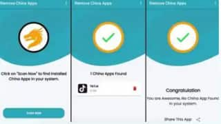 Android App That Detects All Chinese Apps on Your Phone Goes Viral, Crosses 20 Lakh Downloads