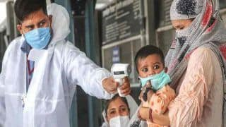 Maharashtra COVID-19: Active Cases Drop 2nd Day in a Row; 3,307 New Cases Today, 114 Deaths in 24 Hours