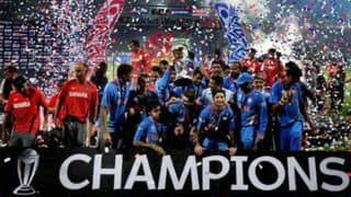April 2, 2011: MS Dhoni Led India to its 2nd World Cup Triumph After 28 Years