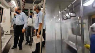 Coronavirus updates in Delhi: दिल्ली मेट्रो के 20 अधिकारी-कर्मचारी कोविड-19 पॉजिटिव