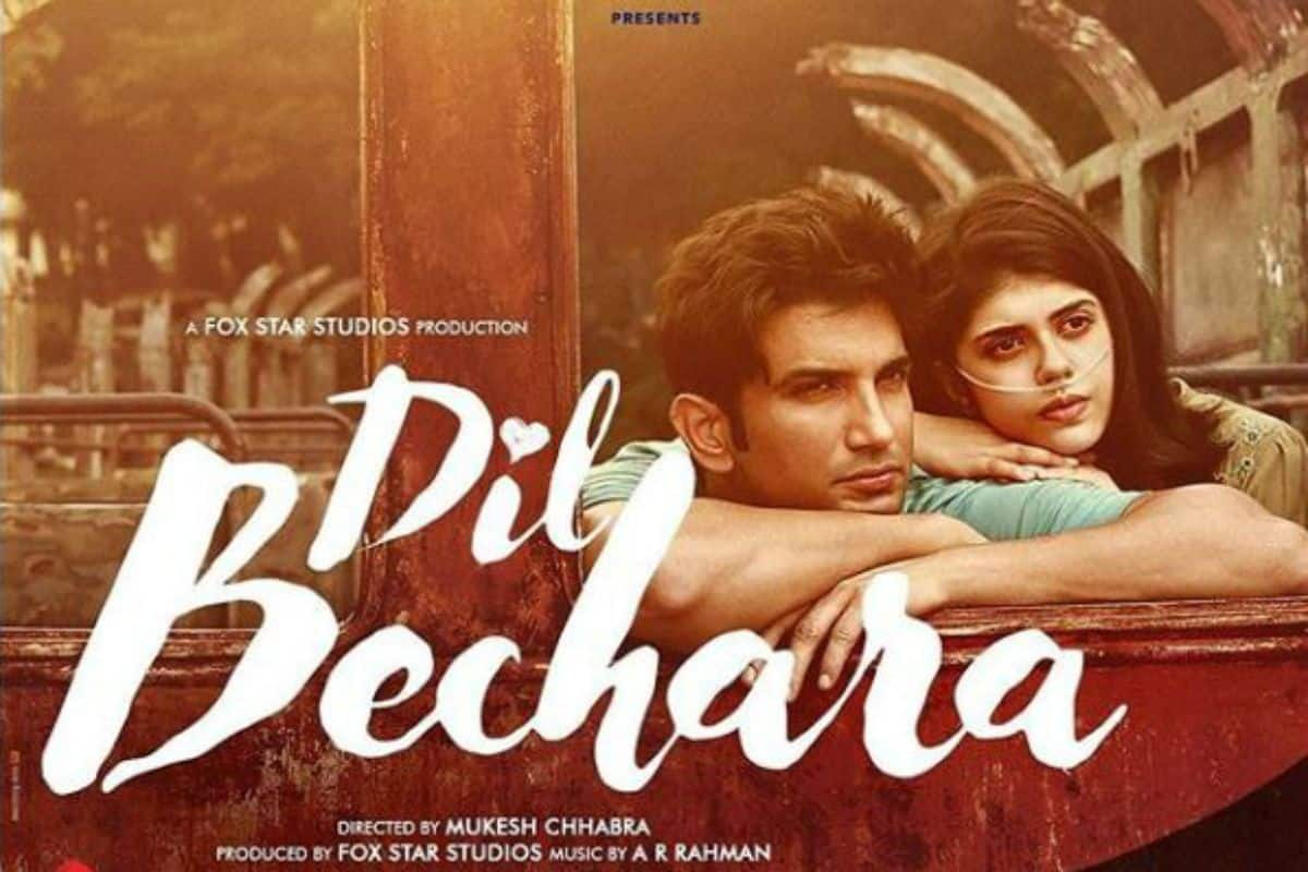 Sushant Singh Rajput's Final Film Dil Bechara to Release on Disney ...