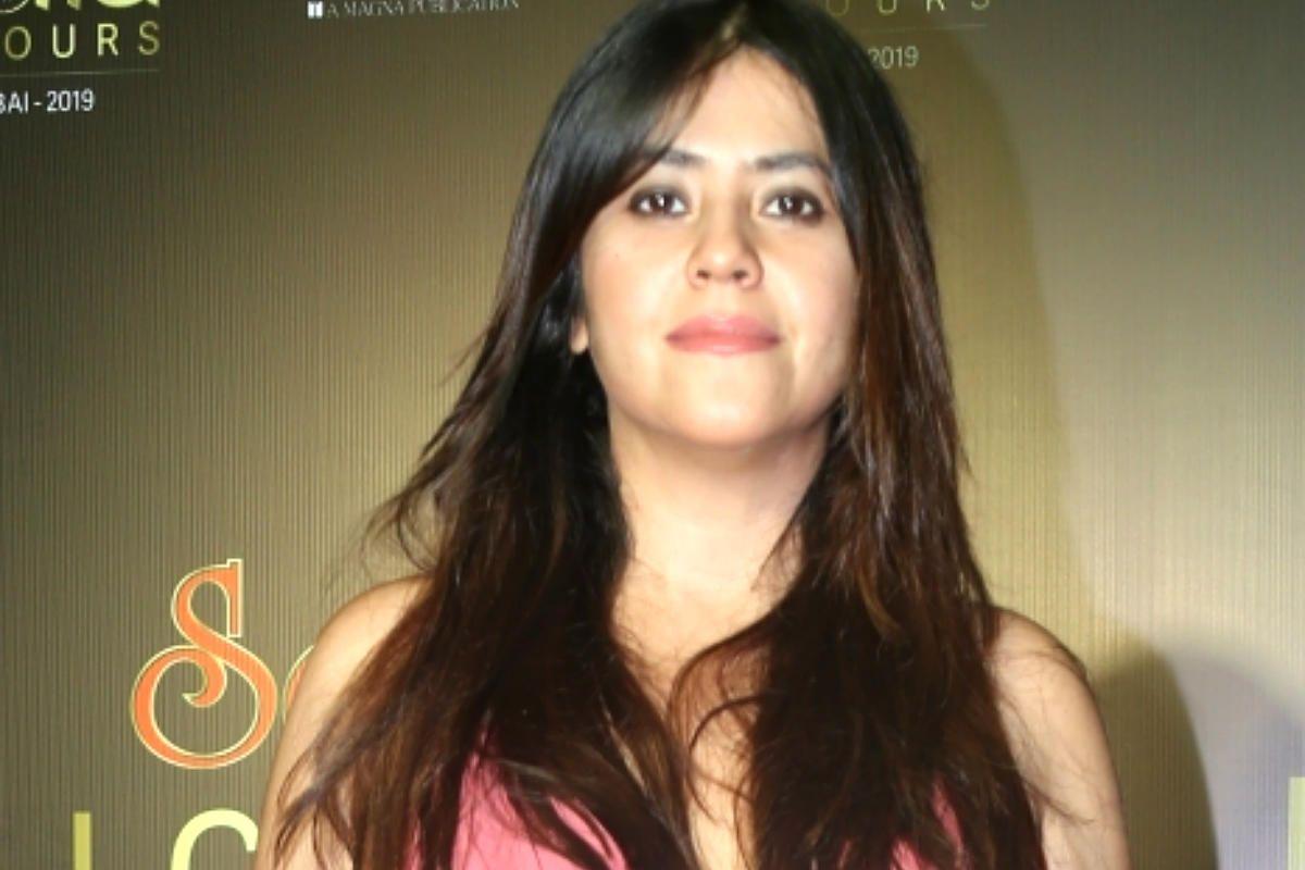 New Complaint Against Ekta Kapoor For Inappropriate Sex Scene ...