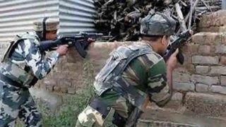 Jammu and Kashmir: Three Militants Shot Down in Anantnag Encounter; Search Underway