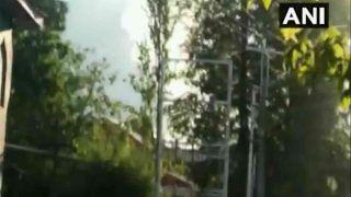 Video: जम्मू-कश्मीर में एनकाउंटर, सुरक्षाबलों ने मार गिराया एक आतंकी