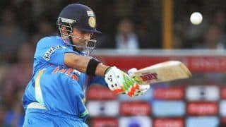 Gautam gambhir did not back down from any challenge on the cricket field vvs laxman 4055300