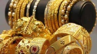 Gold Price Today, August 20: Yellow Metal Plunges For 2nd Day by Rs 1492, Silver Tanks by Rs 1476