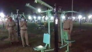 Unbelievable: झांसी के इस पार्क में 'भूत' करते हैं एक्सरसाइज, यकीन नहीं तो देखें ये Viral Video, पुलिस के भी उड़े होश