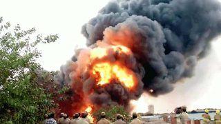 गुजरात की केमिकल फैक्ट्री में भीषण विस्फोट, आठ लोगों की मौत, 50 कर्मी गंभीर रूप से घायल
