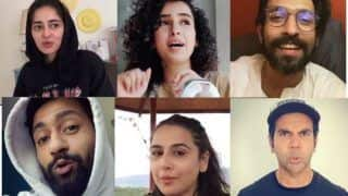Gulabo Sitabo Tongue Twister Challenge: Vidya Balan, Ananya Panday, Sanya Malhotra, Rajkummar Rao And Others Ace The Challenge