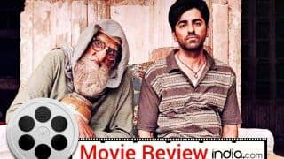 Gulabo Sitabo Movie Review: Amitabh Bachchan is Gold in This Lacklustre Story