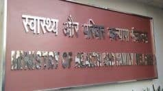 Unlock 1: Forget Other Office Places, Social Distancing Not Maintained at Health Ministry Office