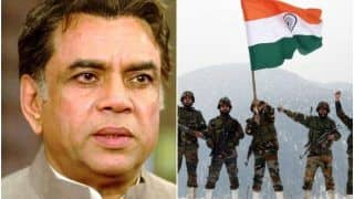 Paresh Rawal Suggets Calling Army, Police As 'Heroes' & Actors As 'Entertainers'; Twitter Agrees