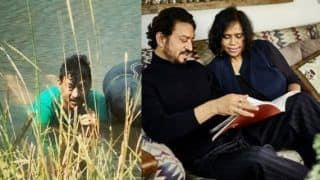 Irrfan Khan's Wife Sutapa Sikdat Misses Late Actor Amid Mumbai Rains, Says 'Between The Two Realms We Have, It's Connecting us'