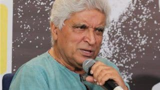 Javed Akhtar on Richard Dawkins Award: 'It is Fulfillment of Dream I Had Not Even Seen'