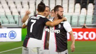 Serie A: Cristiano Ronaldo, Paulo Dybala on Target as Juventus Thrash Lecce 4-0