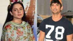 Sushant Day: Kangana Ranaut Launches Attack on KJo, YRF And Bhatts, Says 'I Regret Not Being There For You'