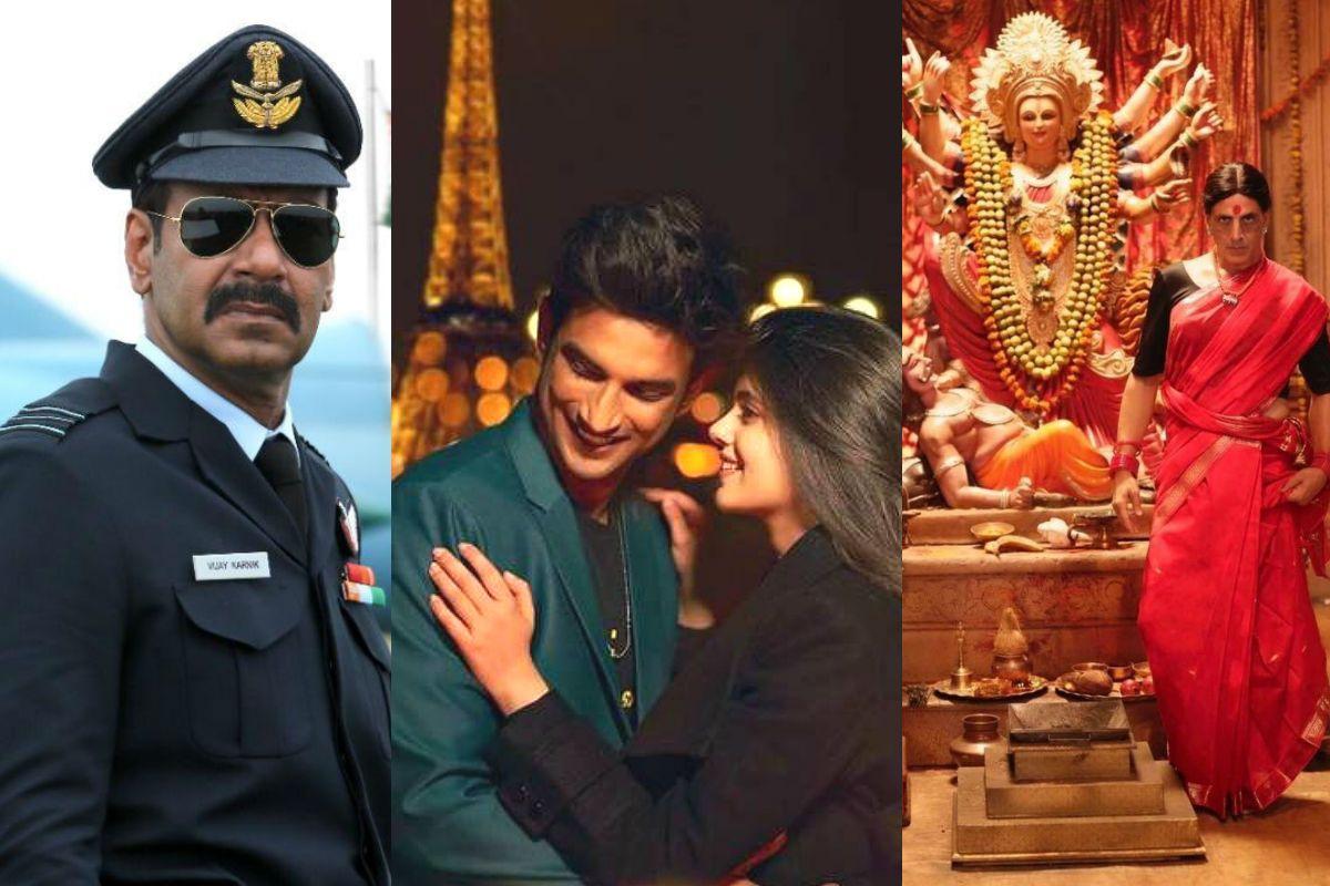 Laxmmi Bomb Sadak 2 Bhuj The Pride Of India And More 7 Hindi Films To Stream On Disney Hotstar India Com