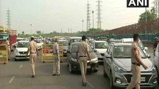 Delhi-Noida Border: Believe it or Not, Borders Still Closed; Yogi Wants Screening of Commuters
