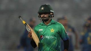 'Questions Over My Age Spurred me to Become a Better Player': Hafeez on Dealing With Criticism