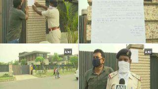 कई दिनों तक नवजोत सिंह सिद्धू के बंगले के बाहर इंतजार करती रही बिहार पुलिस, फिर चिपकाया नोटिस