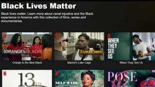 Black Lives Matter: Netflix Adds a Collection of Over 45 Films, Shows, Documentaries to Dedicate Racial Injustice
