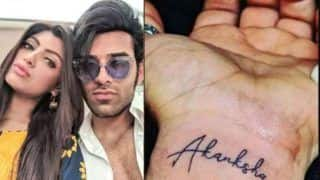 Bigg Boss 13 Contestant Paras Chhabra Wants to Remove Ex-Girlfriend, Akanksha Puri's Tattoo as Soon as Lockdown is Over