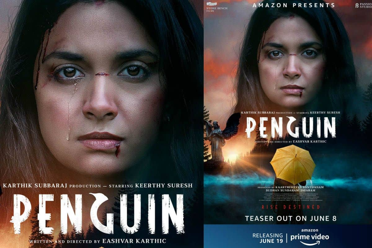 Download Penguin Web Series Full Hd For Free Online On Tamilrockers And Other Torrent Site