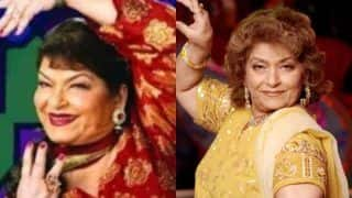 Saroj Khan Health Update: Renowned Choreographer's Son Confirms 'She is Doing Better And Recuperating'